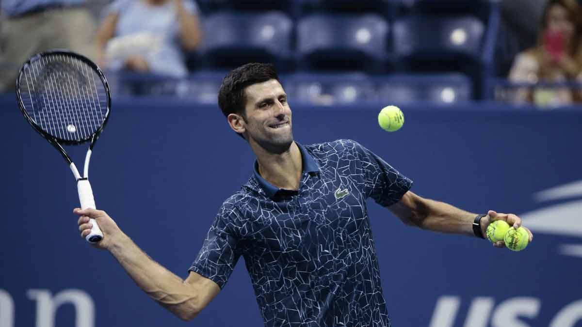 El tenista tiene muchas ganas de quedarse con el Grand Slam || Foto: AP