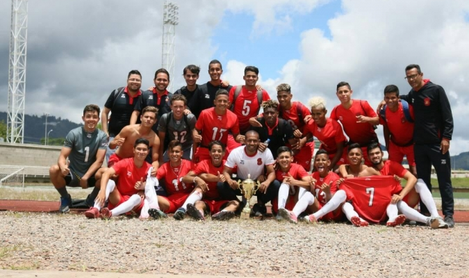 Foto: @CaracasFC