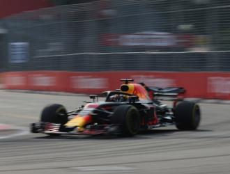 Ricciardo marcó el mejor tiempo/ Foto AP