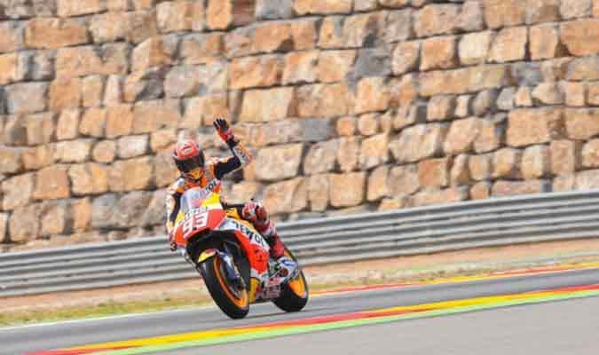 Márquez encabeza la clasificación mundial || Foto: Cortesía