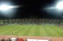 Caracas recibió por todo lo alto al Atlético Paranaense