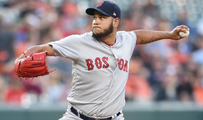 Eduardo Rodríguez intentará frenar la ofensiva de Yankees 76524e2a50f