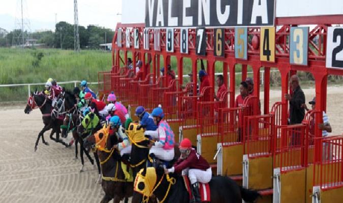 competitive price cfd10 1b87b Resultados de las carreras del viernes 21 de septiembre en Valencia