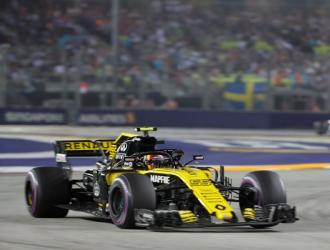 Ranault ocupa la cuarta casilla en el Mundial de F1/ Foto AP