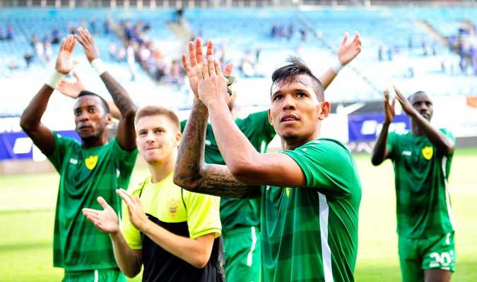 El criollo lleva dos goles en Rusia || Foto: Cortesía