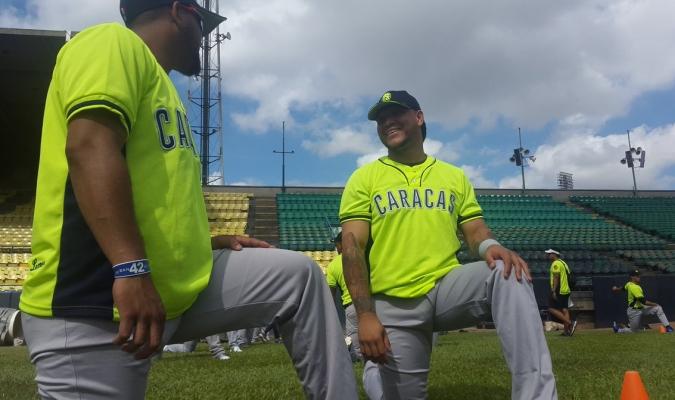Foto: Prensa Leones del Caracas