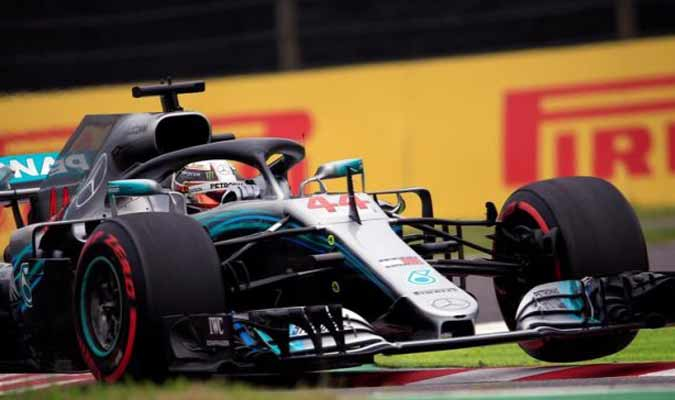 El piloto de Mercedes es líder de la clasificación mundial || Foto: Cortesía