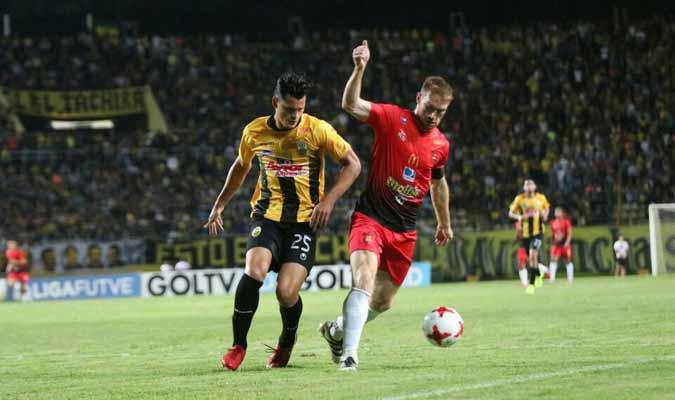 El último encuentro lo ganó Caracas 0-3 || Foto: Cortesía