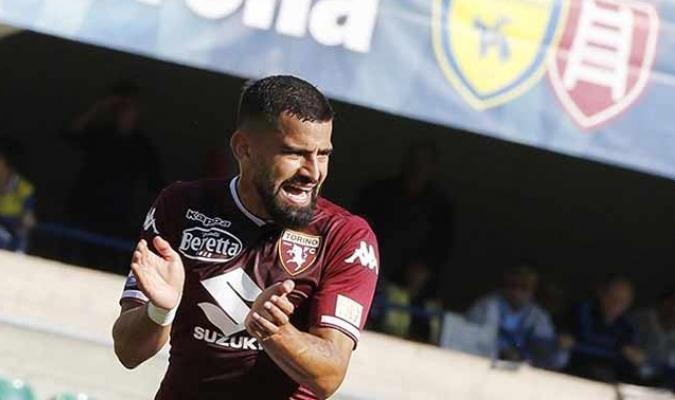 El criollo registra dos goles con el cuadro de Turín || Foto: Cortesía