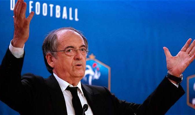 El presidente de la FFF cerró las puestas a Benzema/ Foto Cortesía