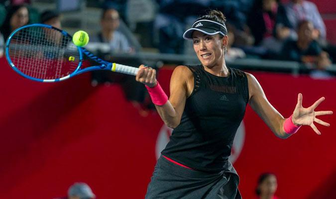 Muguruza se enfrentará a Kumhkum en cuartos/ Foto @WTA