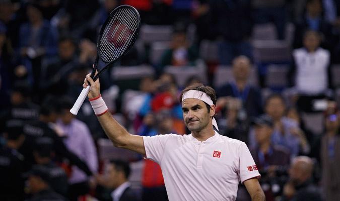 Federer enfrentará a Nishikori en cuartos/ Foto AP