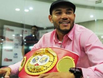 Uzcategui es campeón de la categoría Súper Mediano/ Fotos David Urdaneta