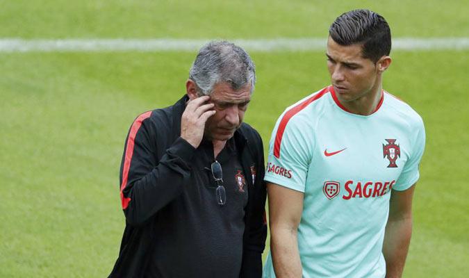 Cristiano tampoco fue convocado en esta ocasión con Portugal/ Foto Cortesía