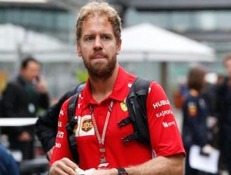 Vettel aseguró que lucharán por el Mundial de Constructores/ Foto AP