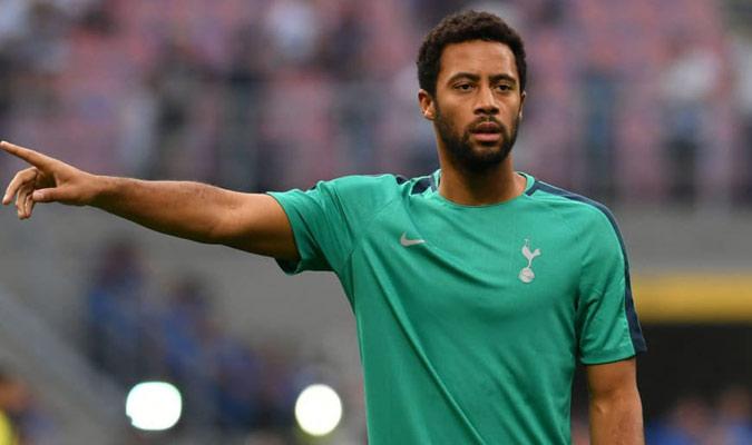 Dembelé se lesionó el tobillo contra el Wolverhampton/ Foto Cortesía