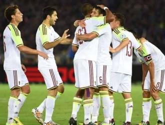 Cichero le marcó un gol en 2014 || Foto: Cortesía