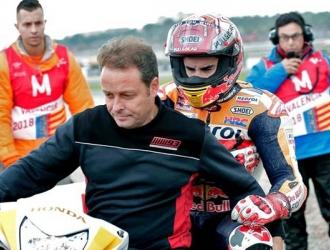 Márquez se operará en diciembre de su lesión/ Foto EFE