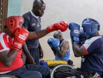 Anhelan llegar a los Juegos Paralímpicos || Foto: EFE