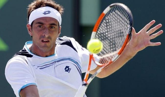 Los tenistas deberán pagar una alta suma de dinero Foto: Cortesía