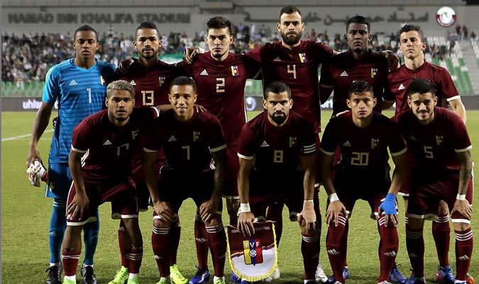 El último partido fue ante Irán (1-1) || Foto: Cortesía