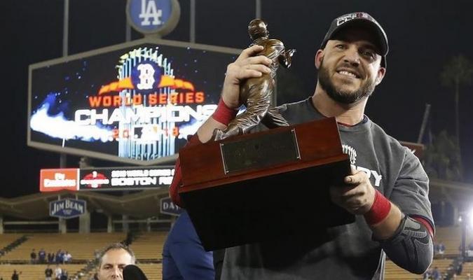 El MVP se queda en Casa Foto: Cortesía