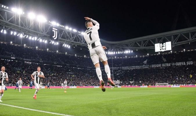 CR7 volvió a ser protagonista del Juventus Foto: Cortesía