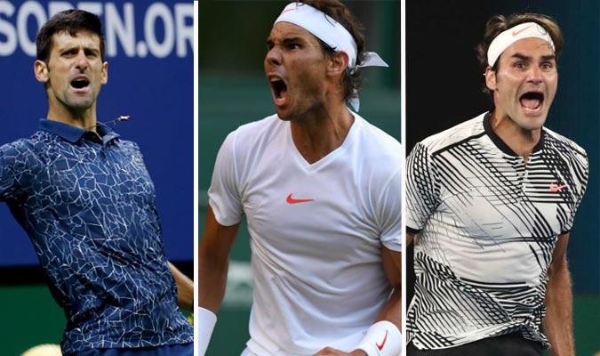 Los tres ocuparon el número 1 esta campaña/ Foto Cortesía
