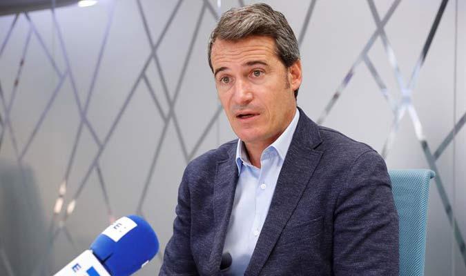 Blanco es el director deportivo de Kosmos Tennis || Foto: EFE