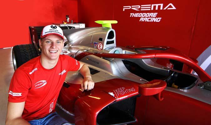 Es el recién campeón de la Fórmula Tres Europea || Foto: Cortesía