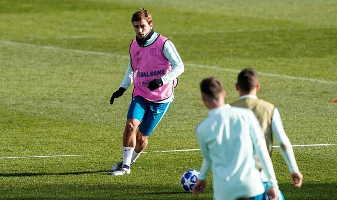 Griezmann podría ganar el Balón de Oro || Foto: EFE