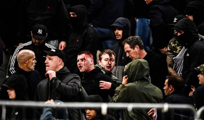 Podría haber una sanción desde la UEFA || Foto: Referencial