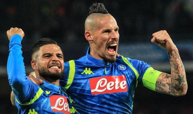 El Nápoles deberá dar el todo por el todo para su clasificación Foto: Cortesía