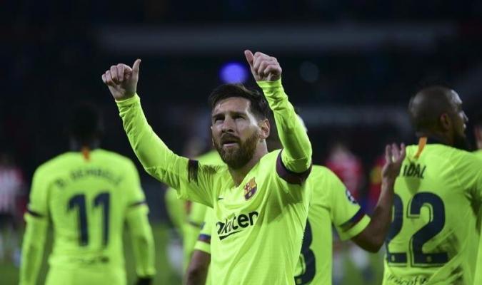 Messi se lució con un gol y una asistencia/ Foto: Cortesía
