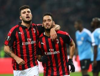Milan, Arsenal, Salzburgo, Betis triunfaron en la jornada de la Liga Europa | Foto: @EuropaLeague
