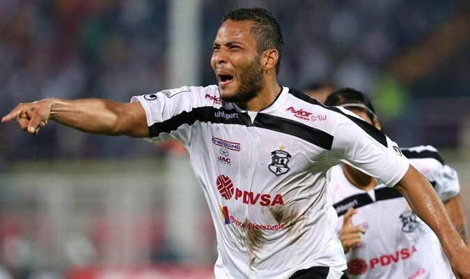 Falcón fue goleador en el Zamora || Foto: Cortesía