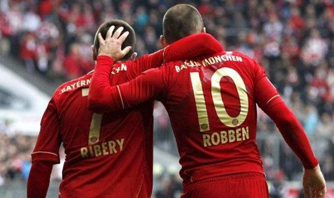 Ambos son jugadores emblemáticos para el Bayern || Foto: Cortesía