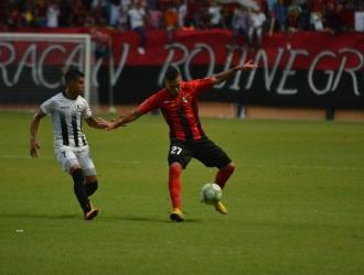 Romero y Vargas fueron los autores de los tantos || Foto: @DeportivoLara