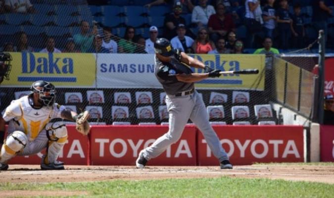 Los colombianos Rodríguez y Ramírez fueron determinantes en ambas jornadas | Foto: @Magallanes_bbc