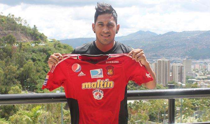 Jugó en el Caracas FC || Foto: Referencial