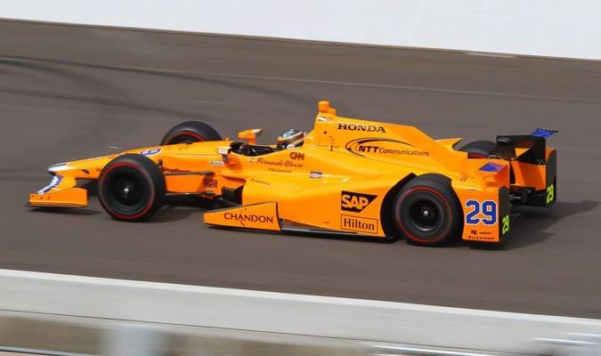 Alonso lo manejará || Foto: Cortesía