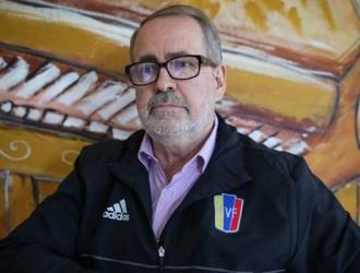 González es el presidente de la FVF || Foto: Cortesía