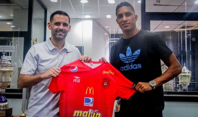 Foto: @Caracas_FC