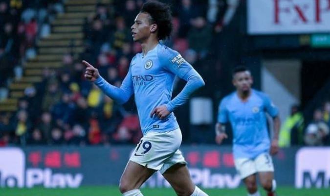 Sané continúa dando cátedra en la Premier League Foto: Cortesía
