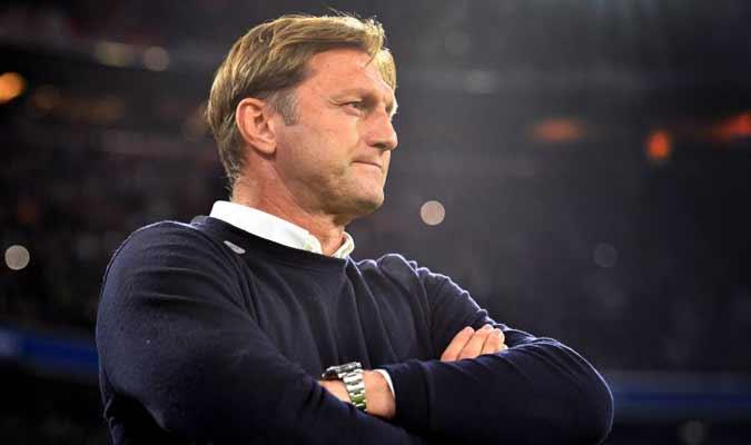 El último club que dirigió fue el Leipzig