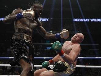 Ambos quedaron con ganas de otra pelea || Foto: Cortesía