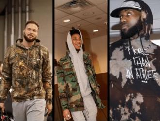 La Moda Militar está siendo tendencia en la liga Foto: Cortesía