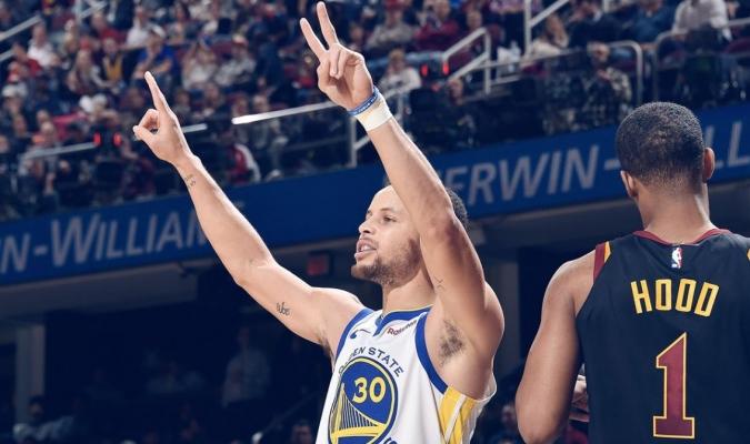 Curry ha mostrado no tener límites para romper récords Foto: Cortesía
