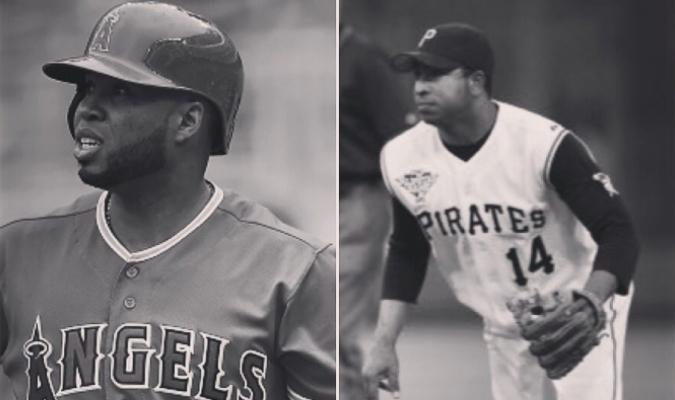 Castillo y Valbuena tuvieron carreras destacadas en la MLB / Foto: Cortesía