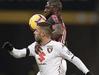 Milan no concretó ninguna ofensiva para sumar anotación Foto: Cortesía